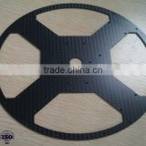 100% carbon fiber plates with precise cnc cutting