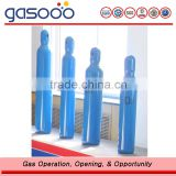 67.5L 150bar Stainless Steel Co2 Cylinder with TPED From China Gas Cylinder Manufacturers
