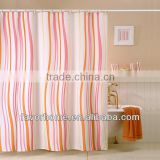 PEVA Home Goods Double Swag Shower Curtain/Bath Curtain