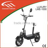 1000W Foldable E-scooter/ electric scooter with 36v battery and brush motor