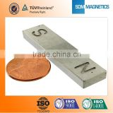 Cheap custom permanent strong Alnico Bar magnet