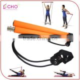 INQUIRY ABOUT Fitness Pilates Resistance Exercise Bar with Tubing