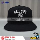 Black Football Baseball Sport Brand Name Snapback Basketball Caps                                                                         Quality Choice