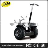 outdoor off-road golf police box balacne board in electric self balancing two wheeler electric scooter