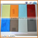 6.38mm 8.38mm 10.38mm Dichroic Laminated Glass