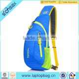 Single shoulder strap waterproof backpack sport durable back pack bags
