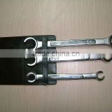 45# carbon Steel Pipe Wrench With Plastic