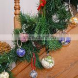 Christmas Hanging Clear Bauble Ball Decoration Small Plastic Containers