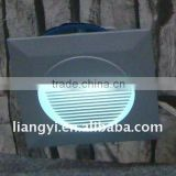 aluminum step light