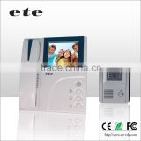 On Sale New type Wifi Wireless Video Door Phone Night VIsion Intercom System With Code Access and remote control