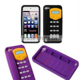 Silicone case for ipod touch 5, high quality, perfect cut-out, different colors are available, PAYPAL accepted