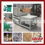 Hydraulic type Wood briquette sawdust block making machine for pallet feet
