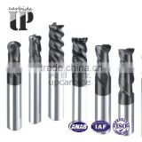 High performance indexable cnc tool, solid carbide wholesale end mills wood cutting tools on sale