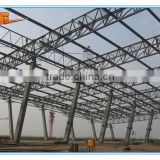 Space Frame Steel Building Tube Truss
