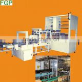 Automatic bottle recrater, packing carton machine , drink bottle carton loader