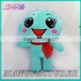 Good Quality 2016 New Cute Child Stuffed Plush Alien Toy