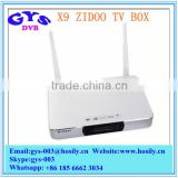 ZIDOO X9 TV BOX MSTAR 4K PVR Recorder Android 4.4 2GB/8GB KODI Media Player BT