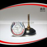 Industrial Steam Boiler Hot Water Temperature Gauge