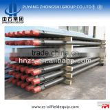 API 5D Oil Drilling Tools Hard Banding Drill Rod, Seamless Steel Drill Pipe with factory price
