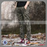 Custom new style boys military army camo chino tactical pants