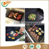 Custiomsize package easy clean reuseable PTFE Non-stick Baking Tray Liner/Mat keeping bakeware clean