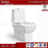 Square types of toilet bowl, toilet bowl brand ,one piece chaozhou toilet for sale