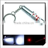 Hot Selling! 5mW 650nm 2 in 1 Red Laser Pen Pointers
