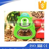 Factory outlet silicone beer bottle opener in various designs