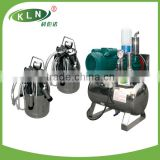 Fixed vacuum pump type removable camel milking machine price