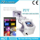 Led Face Mask For Acne 2014 Hot Sale Mini PDT Skin Rejuvenation Facial Machines For Home Use PZ303