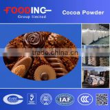 Halal&Kosher Red Cocoa Powder Dark Brown Cocoa Powder Indonesia Cocoa Powder