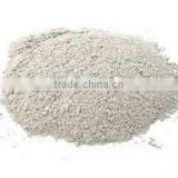 White Bentonite powder
