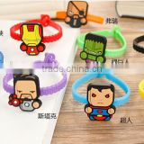 Halloween gifts-Superhero Cape and Mask Costumes For Kids SET- Capes, Masks Stickers and bracelet