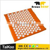 Size 44x44 Eco-friendly Home Health Acupressure Foot Massage Floor Mat