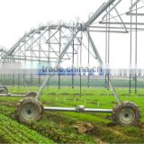 hot selling china galvanized pipe fitting lateral move sprinkler irrigation system (IR-300)