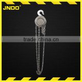 Stainless steel manual operated 1 ton chain hoist