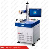 Fiber laser metal marking engraving machine 10W/20W/30W