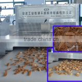 New type of pet food microwave puffing machine/ dog food microwave puffing machine/industrial microwave puffing machine