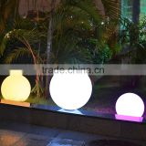 Big Events and Party PE IP68 Waterproof decorative outdoor led furniture