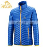 High Quality Men Outdoor Jackets 750 Filling Power White Goose Down Jacket