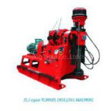 Coal Mining Exploration ZLJ-2900 Tunnel Drilling Machine