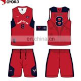 china custom free design specialized cheap mesh basketball jerseys with numbers