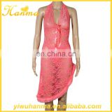 Wholesale alibaba women lingerie factory transparent nightwear lady's sex night gown