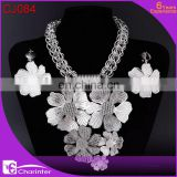 free shipping big fashion jewelry set/dubai gold jewelry set / wedding jewellery design