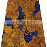 wholesale 100% cotton african wax print fabric