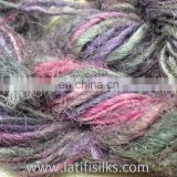 INQUIRY about Recycle Sari Silk Yarn