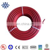 EN50618 tinned copper conductor 4mm2 6mm2 10mm2 pv1f solar cable
