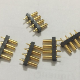 4pin Female connector Pogo pin for PCBA