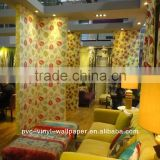 modern wallpaper for living room decoration/glitter wallpaper wall mural design world map wallpaper tapet forsaljning