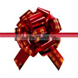 2015 Hot Sale PP Ribbon Bow,Pull Bow,Wedding Car Decoration Bow/GIFT Packing Ribbon Bow for christmas